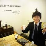 「アビリティスイーツ」渋谷のヘッドハントオフィスで月に数回、密かに行われるデザート対決!
