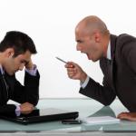 上司に我慢できなくなった時。~あなたが転職を決意すべき重要な10個の理由。その④~