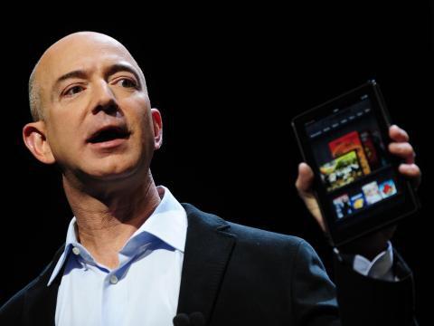 ジェフ・ベゾスの言葉で転職カウンセリング【アマゾンCEO・世界富豪ランキング2位入賞記念】